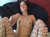 All American girl in all American home porn